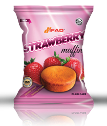 Picture of Ifad Strawberry  (Muffin)